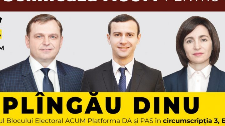 Dissents in the ACUM-PSRM Alliance. The PPDA MP Dinu Plangau doubts Parliament's integrity of which he is part of