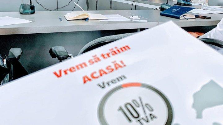 HoReCa representatives threaten with protests against VAT raise