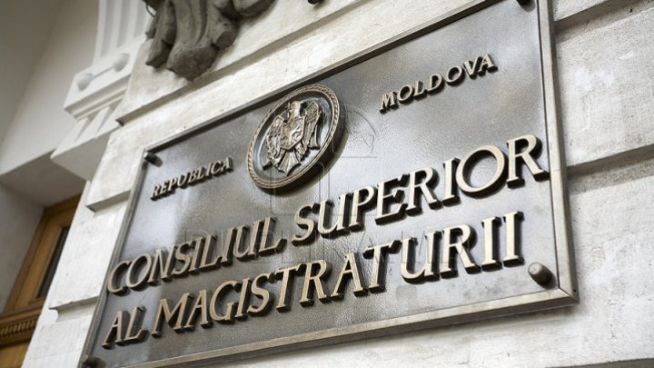 13 persons applied for the two open judge positions at the Superior Council of Magistrates