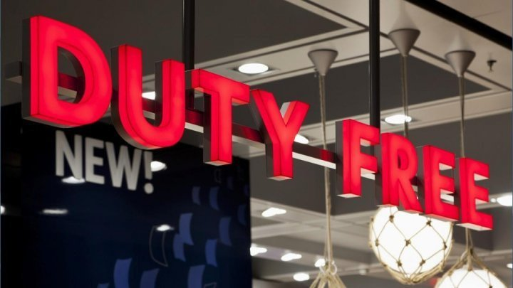 Duty-free shops in left bank of Nistru will be suspended