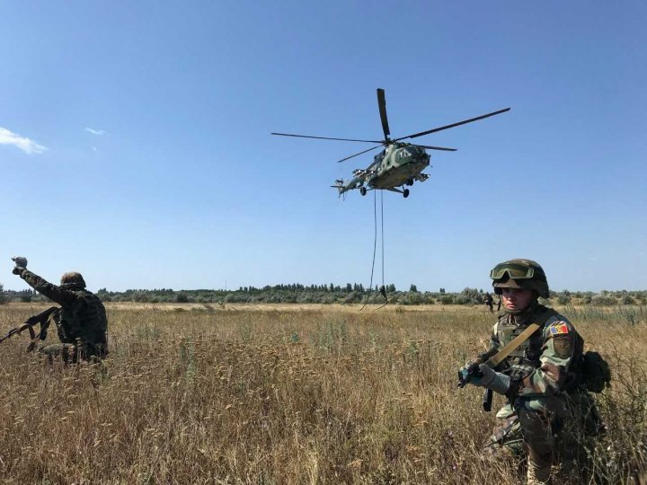 The Military recruits of the National Army are participating in the 'Sea Breeze 2019' Program (PHOTOS)