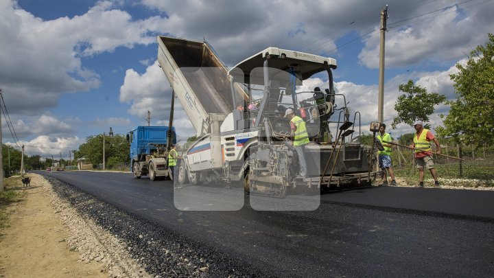 More and more Chisinau roads to undergo repairs