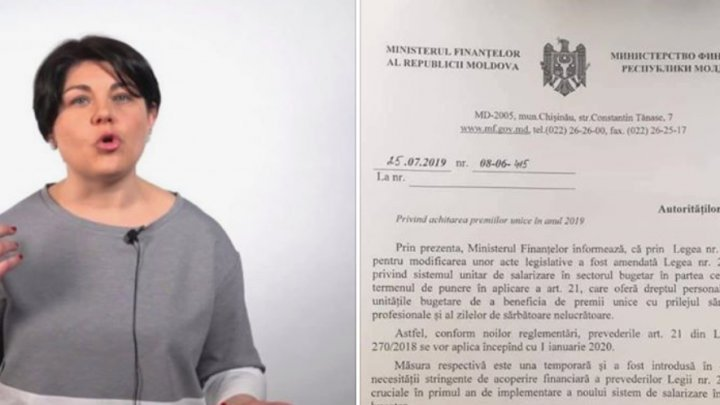 Moldovan woman, outraged by the Finance Minister's decisions: She took the last money from the budgetary people!