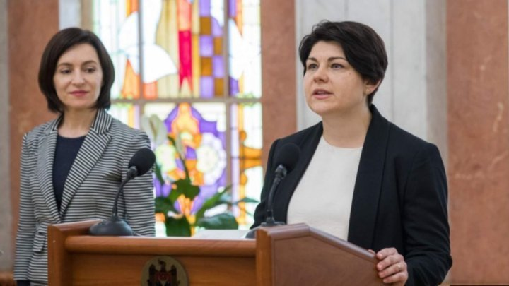 Finance Minister Natalia Gavriliţă reprimanded Democratic governance's salary raise