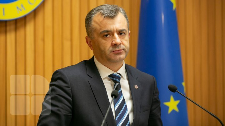 Ion Chicu: It's the first stage of the budget rectification and there must not be salaries reducing