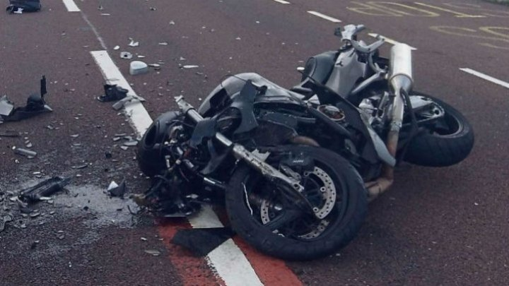Costuleni biker fighting for his life after being injured in a traffic accident