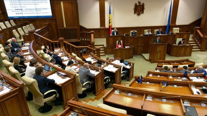 The Parliament has convened today in a plenary session to initiate the dismissing procedure of the General Prosecutor, Eduard Harunjen