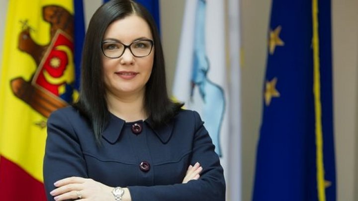 Alina Russu resigned from the Head of Central Electoral Committee function