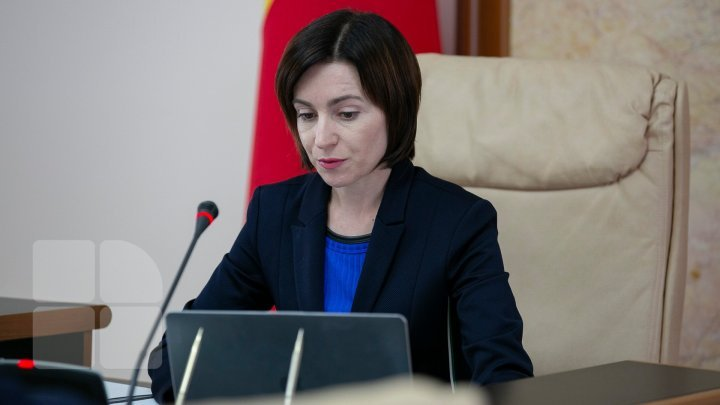 PM Sandu insists nepotism derails Moldova's development and bodes decline in living standards