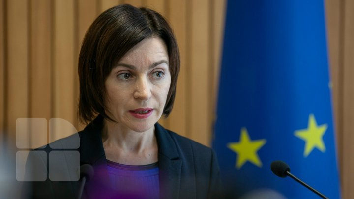 Maia Sandu: We need hundreds of new prosecutors and judges