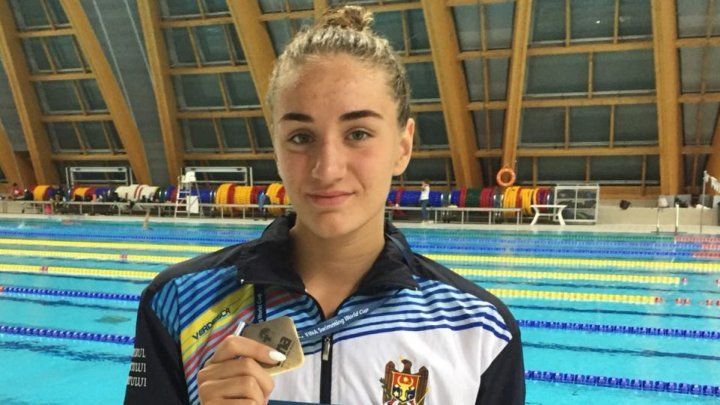 Moldovan swimmer Tatiana Salcuţan to attend Tokyo 2020 Summer Olympics