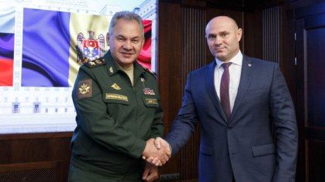 Pavel Voicu to PM Sandu: Şoigu visits Moldova at Igor Dodon's invitation