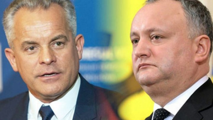Dodon: We will hurry up the prosecutors to deal with Plahotniuc