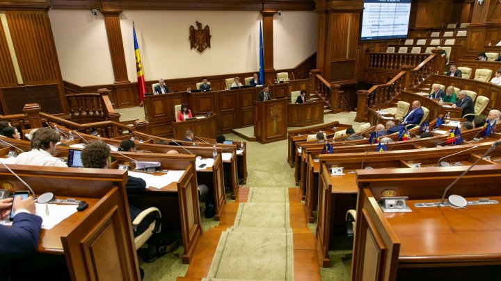 The Parliament just entered the vacation. Last plenary speeches of the MPs