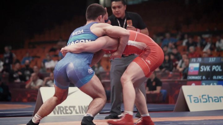 Vasile Diacon missed gold medal at Youth World Championship held in Estonia