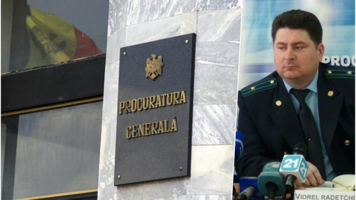 Charges against the prosecutor managing 'state power usurpation' file. Viorel Radetchi would have operated multiple illegal property dispossession through front people