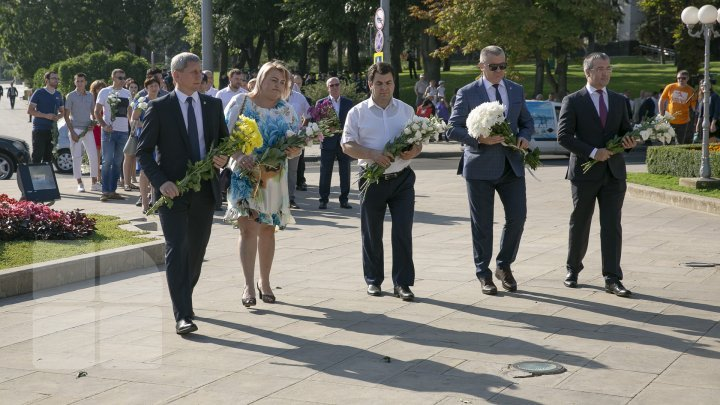 PDM: Moldova, you are more (in)dependent! (photo)