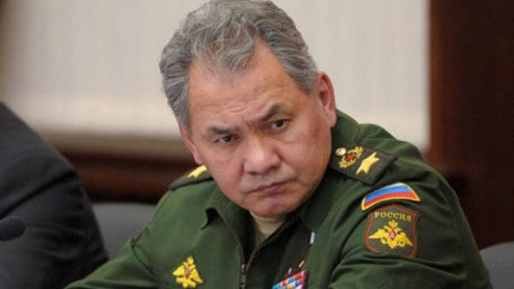 Small Delegation led by Shoygu for the so-called 'official' visit in Moldova numbers 30 people