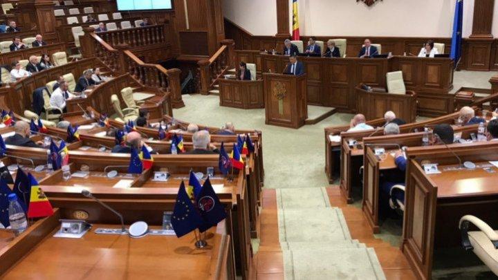 Parliament lifts immunity of Sor MPs Marina Tauber and Apostolova Reghina