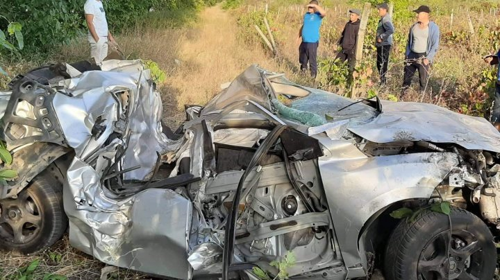 Dreadful accident in Râşcani sector of Chisinau (photo)