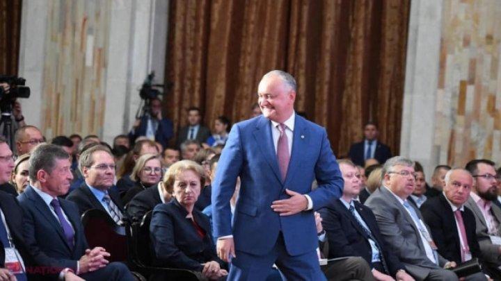 Moldova returns under Russia's economic protection