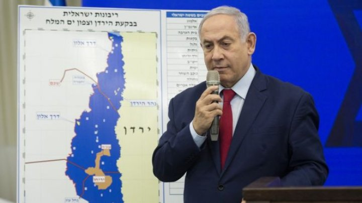 Arab nations lambast Israeli PM Netanyahu's annexation plan