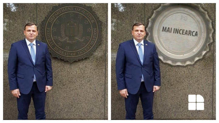 What Moldovans wonder after seeing Nastase's FBI photo?
