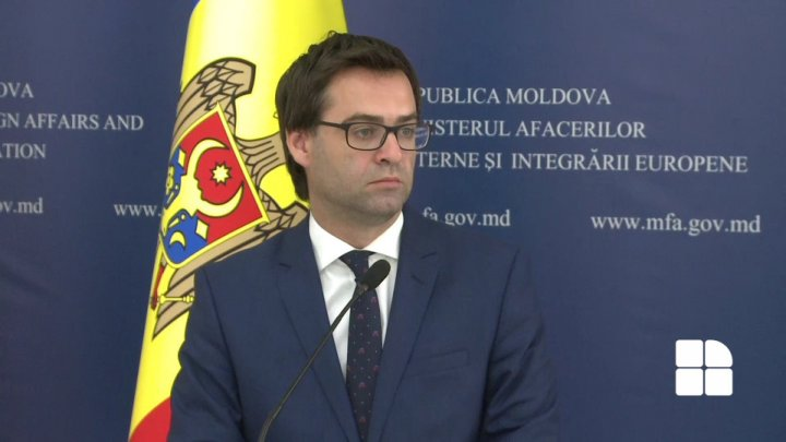 Minister Popescu's reply on status of Russian language in territory of Moldova
