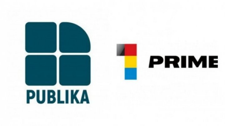 Reaction of Publika TV and Prime TV on Chiril Moţpan's groundless accusation