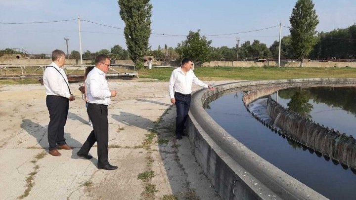 Opinion of the authorities regarding the specific smell spotted in the last few days in Chisinau (PHOTO)