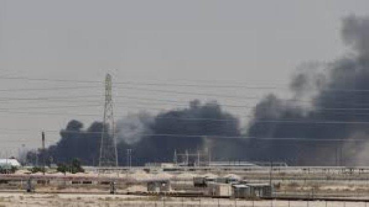 US Secretary blamed Iran for Saturday's drone attacks on Saudi oil facilities