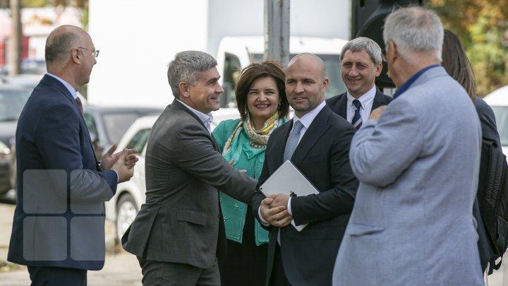 Vladimir Cebotari launched his electoral campaign for Chisinau Mayor