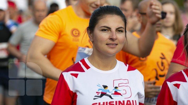 International Marathon kicked off with over 20,000 runners in Chisinau (photo report)