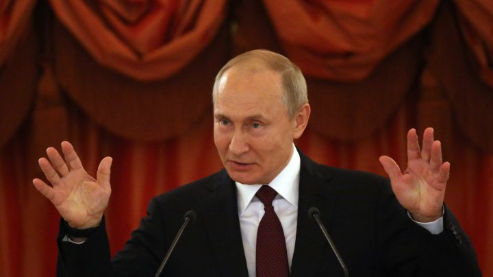 The Kremlin reaction on 'plans to annex Moldova and rebuild USSR by 2024'