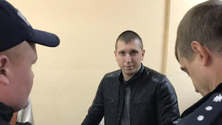 The recidivist activist Pavel Grigorciuc will stay for the next 30 days in one of the cells of the penitentiary No.13