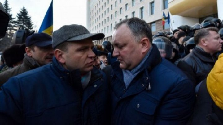 Valeriu Munteanu charges the Interior Minister for not wanting to fine his alliance colleagues