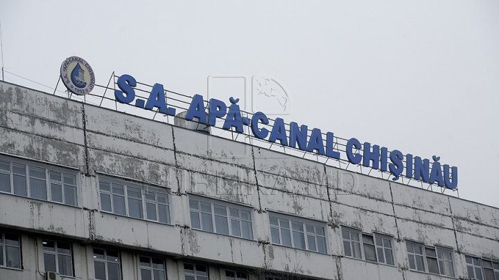 Apă-Canal Chișinău sanctioned over 7 million lei for discharged wastewater