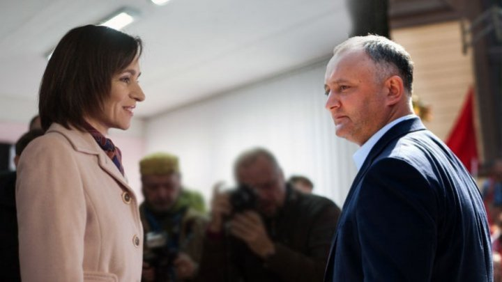 Dodon announces Maia Sandu's agenda: The next few weeks the PM will go to Moscow