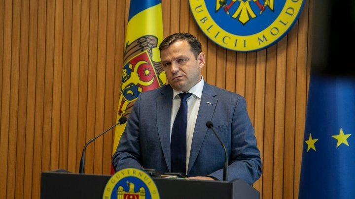 Andrei Nastase no longer holds the position of Minister of Internal Affairs