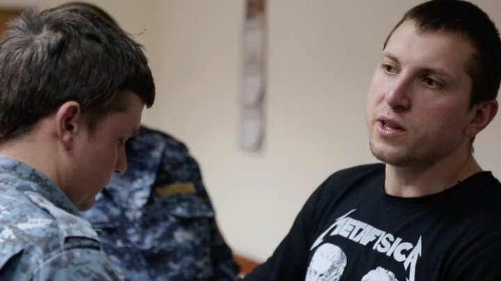 Activist Pavel Grigorciuc attacked a prosecutor, reports Prosecutor's Office