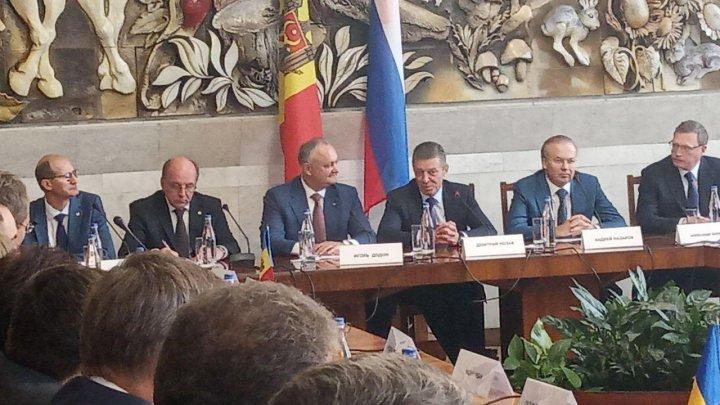 Igor Dodon: Russia's demands for Moldova are justifiable