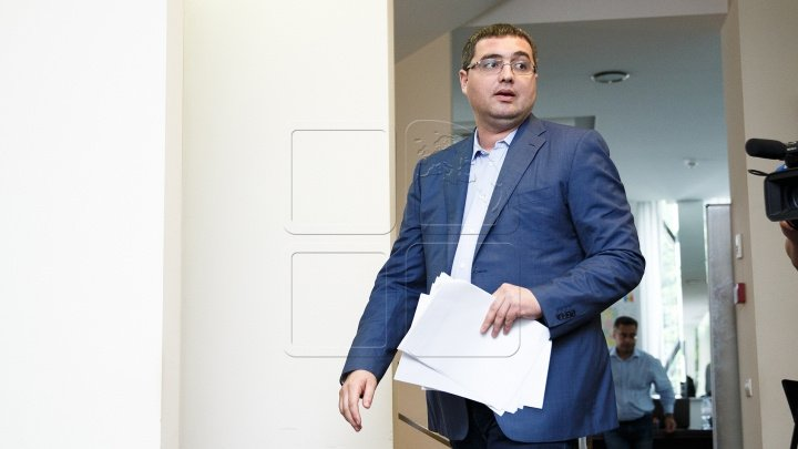 Renato Usatîi submitted application for Balti mayor post
