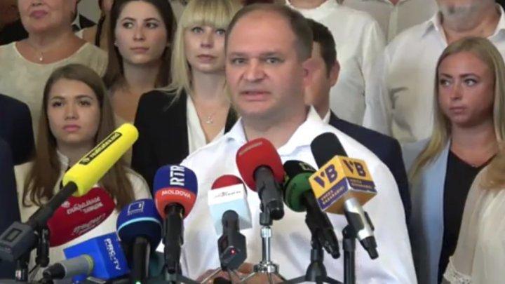 Socialist Ion Ceban runs for Chisinau Mayor