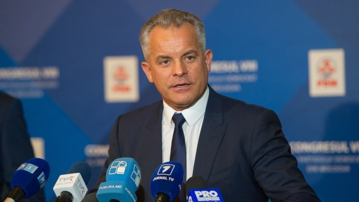 Magistrates issue 30-day arrest warrant against Vlad Plahotniuc. Lawyers say they will challenge the decision
