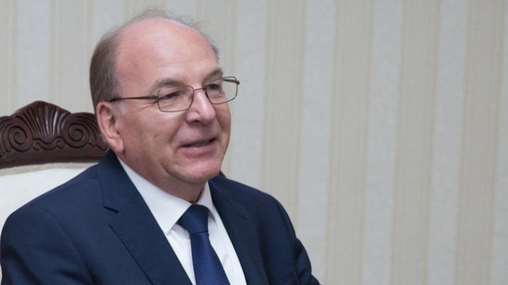 Russian Ambassador adheres to legal strength of Russian language's status in Moldova