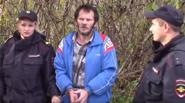 A man arrested in northern Russia was charged with cannibalism, after three partially eaten murder victims were identified