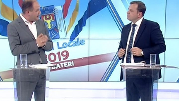 Ceban: Nastase was the weakest link in June's negotiations. Nastase: It's the Socialists who trembled actually
