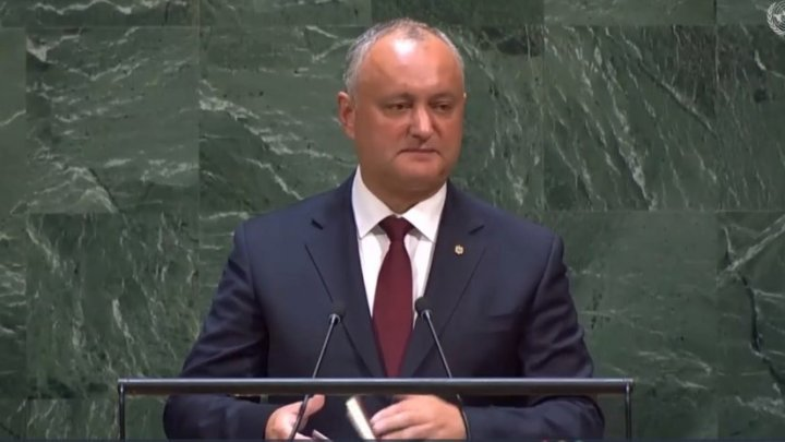 Wolf in sheep's clothing. Igor Dodon chastised on Intellinews