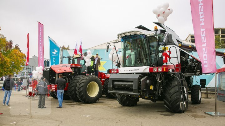 Check what's available at Farmer and Moldagrotech exhibitions in Chisinau (photo report)