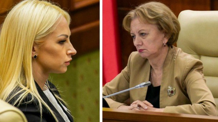 Sor MP Tauber and Zinaida Grecenîi exchange heated words: Bank-fraud-related surprises await you